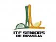 Tenistas de cinco países disputam o  8º ITF Seniors de Brasília
