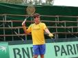 Thiago Seyboth Wild conquista primeiro ponto no ranking da ATP