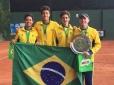 Brasil derrota a Argentina e é campeão no Sul-Americano