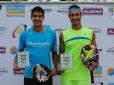 Brasileiros conquistam o título de beach tennis em Maceió