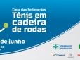 Copa das Federações de Tênis em Cadeira de Rodas começa quarta