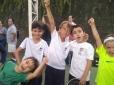 Programa Jogue Tênis nas Escolas realiza Festival em São Paulo