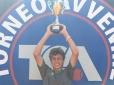 Pedro Boscardin conquista segundo título consecutivo na Itália