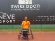 Ymanitu finaliza série na Europa com vice-campeonato de simples e duplas