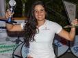 Natália Mayara faz dobradinha e fatura simples e duplas na Áustria