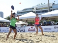 Torneio de Beach Tennis será disputado no Parque da Cidade, no DF