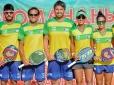 Copa das Federações de Beach Tennis começa nesta sexta