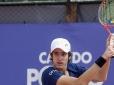 Tenistas de 12 países em ação na Copa Guga Kuerten, em Florianópolis