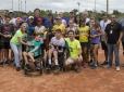 Namie Isago e Dali Blanch são campeões da Copa Guga Kuerten