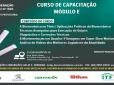 Curso Nacional de Capacitação Módulo E em Florianópolis fecha 2018