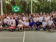 São Paulo sedia Festival Escolar do Programa Jogue Tênis nas Escolas