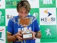 Paranaense Márcio Silva é campeão na categoria 18 anos na Copa SC