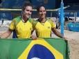 Brasil avança com quatro duplas às semifinais do Beach Tennis nos Jogos  ...
