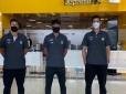 Quatro tenistas e treinador embarcam para Europa com o apoio da CBT
