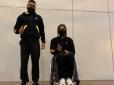 Daniel Rodrigues e Ymanitu Silva voltam a competir na França