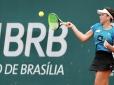 Tenista de Brasília chega na semifinal do Circuito BRB Profissional