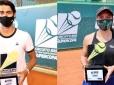 Igor Marcondes e Luisa Stefani são os grandes campeões da Supercopa BRB de Tênis Profissional
