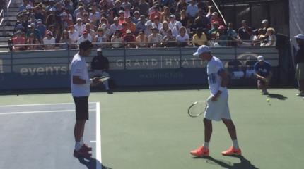 Melo e Kubot são vice-campeões no ATP 500 de Washington