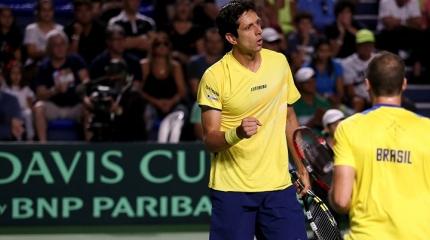 Brasil está confirmado no qualificatório da Copa Davis 2019