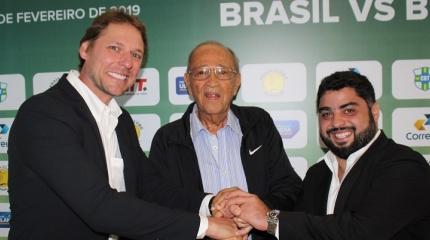 Uberlândia sediará próximo confronto do Time Correios Brasil na Davis