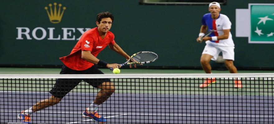 Marcelo Melo é vice-campeão de duplas em Indian Wells