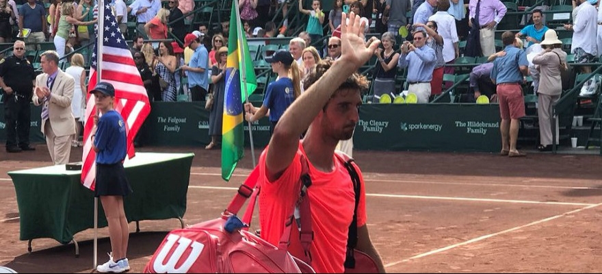 Bellucci é vice-campeão do ATP de Houston