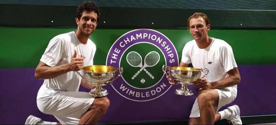 Marcelo Melo leva o Brasil ao título de Wimbledon após 51 anos