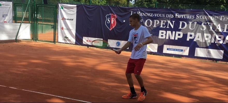 Pedro Boscardin perde duelo apertado e é vice-campeão do BNP Paribas Cup