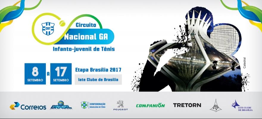 Inscrições da quarta etapa do Circuito Nacional estão abertas