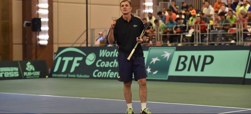 CBT realiza Congresso Nacional de Tênis em Natal (RN)