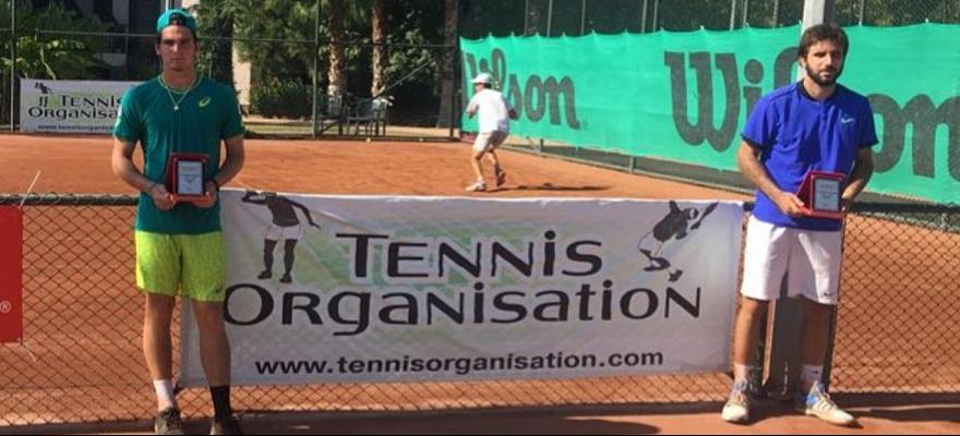 Thiago Wild fica com o vice em Antalya, na Turquia