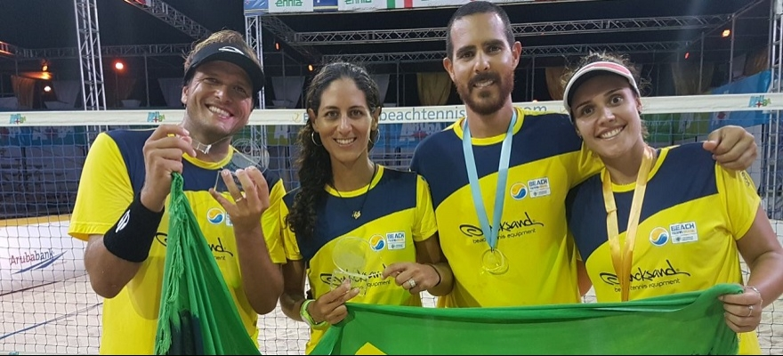 Brasil conquista dois ouros e duas pratas no Pan-Americano
