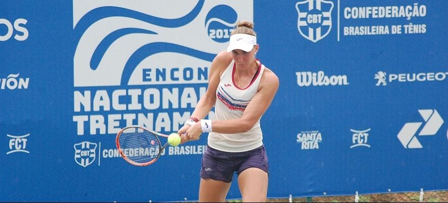 Bia reencontra rival que venceu em Hobart na estreia do Australian Open