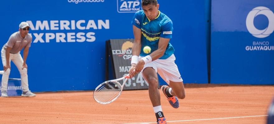 Thiago Monteiro estreia com vitória no ATP 250 de Quito
