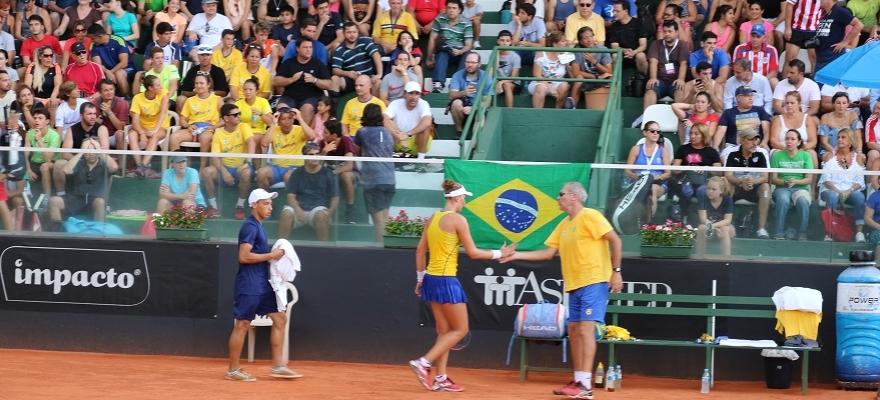 Time Correios Brasil é vice-campeão do Zonal Americano I da Fed Cup