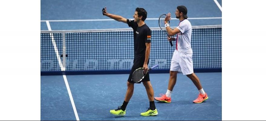 Melo e Kubot estreaim com boa vitória no ATP de Roterdã