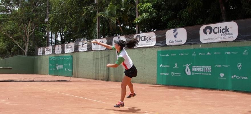Recorde de inscritos marca Interclubes na 1ª Copa Minas Tênis Clube