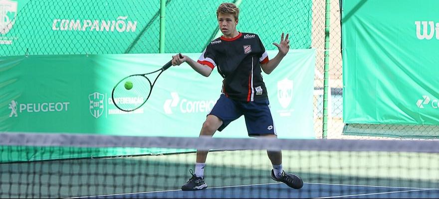 Atletas de 5 Estados jogam finais da 2ª Copa Bahiano de Tênis