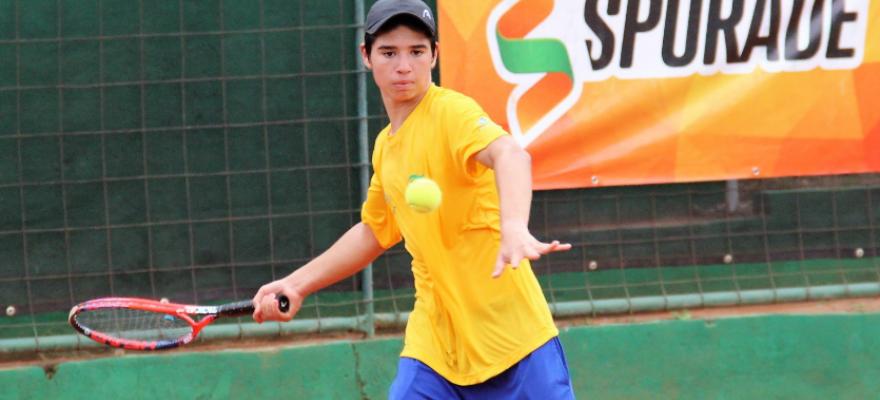 Time Correios Brasil estreia com boa vitória no Sul-Americano 14 anos