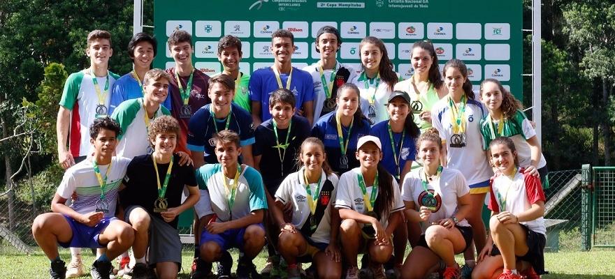 Definidos campeões dos 16 e 18 anos de GA do Interclubes de Criciúma