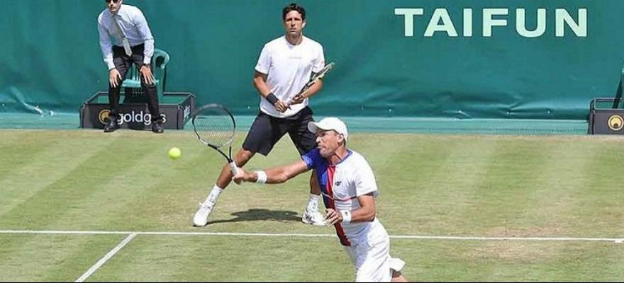 Marcelo Melo e Lucasz Kubot são finalistas do ATP 500 de Halle