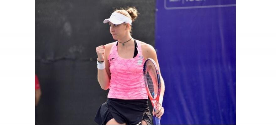 Bia Haddad Maia atinge final no ITF $ 80 de Tyler, nos EUA