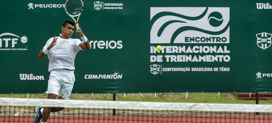 Monteiro vence outra e atinge última rodada do quali do Australian Open