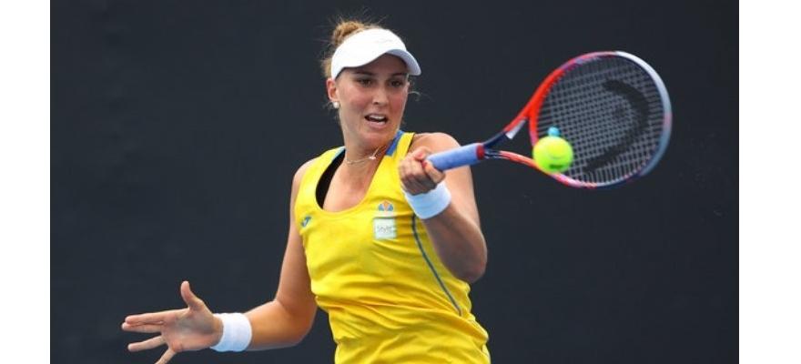 Bia fura o quali e conhece adversária da estreia no Australian Open