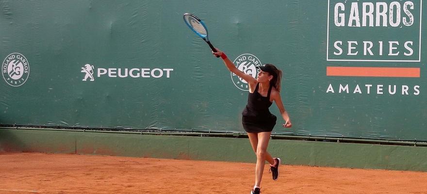 Máster do Roland-Garros Amateur Series by Peugeot segue com 34 jogos