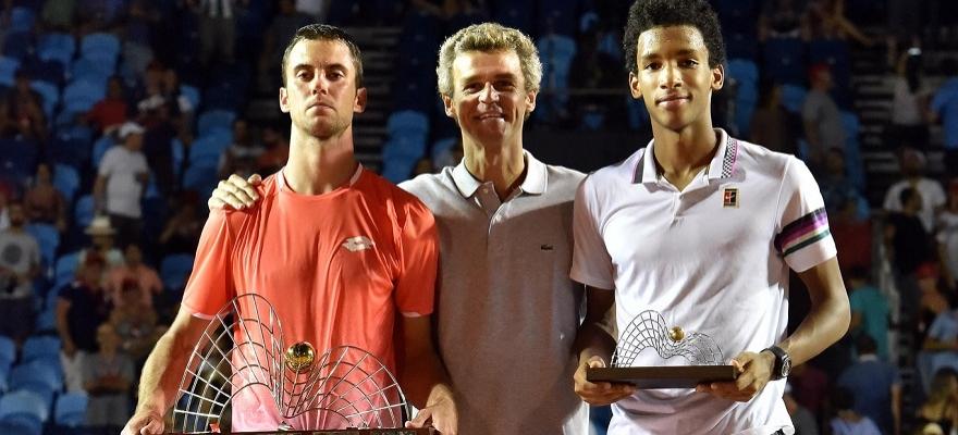 Sérvio Djere bate sensação canadense e fatura 1o título no Rio Open