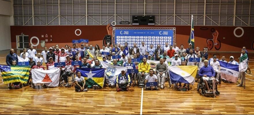 Copa das Federações de Tênis em Cadeira de Rodas será em junho em SP