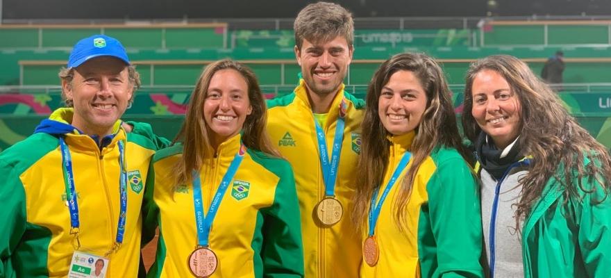 Brasil encerra participação no Pan com medalhas de ouro e de bronze