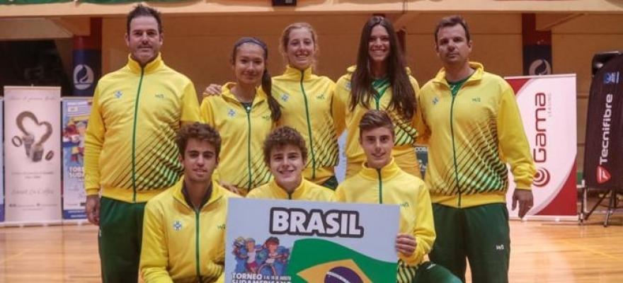Brasil se classifica para o Mundial 16 anos no feminino