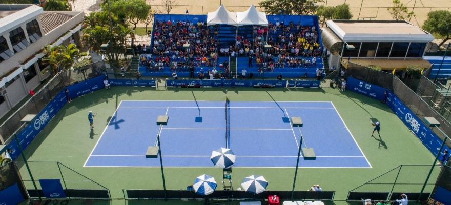 Segunda edição do Sesc Open de Tênis tem cabeças de chave definidos
